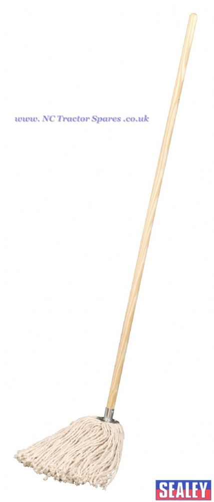 Pure Yarn Cotton Mop 340g with Handle